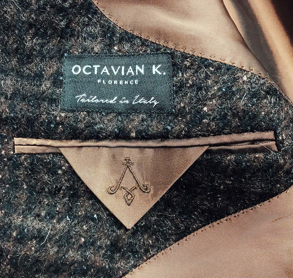Accuracy in Hand Made Tailoring – OctavianK